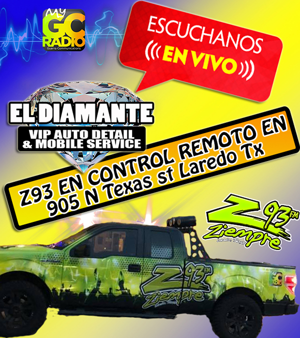 diamante flyer remoto